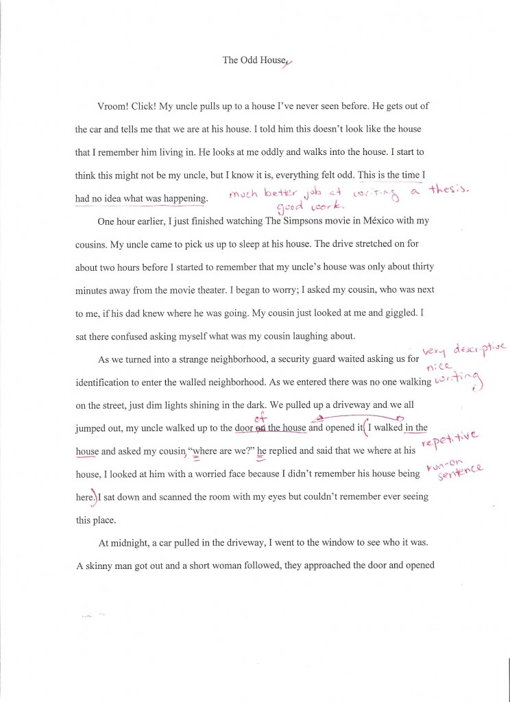 Cause And Effect Essay Thesis  Essay Thesis Statement Example also Reflective Essay Thesis The Tutoring Solutions Summer Creative Online Essay Writing  Essays About Health