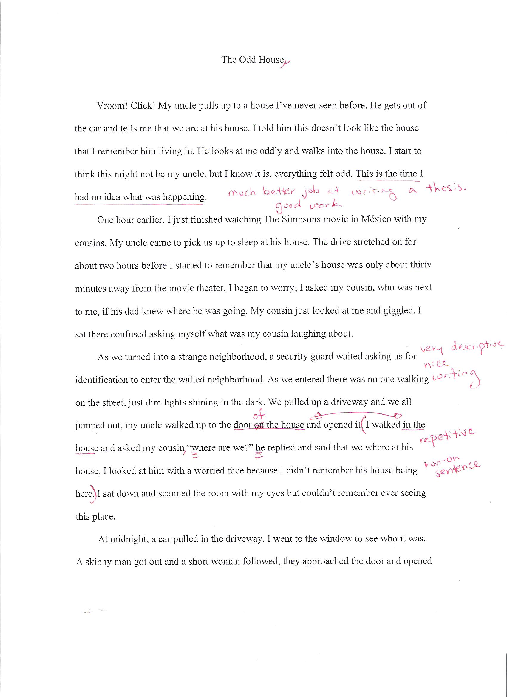 sample autobiographical essays for college vuryrisyzo - Example Of Essay About Yourself