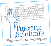 The Tutoring Solution's Blog-Based Learning Program