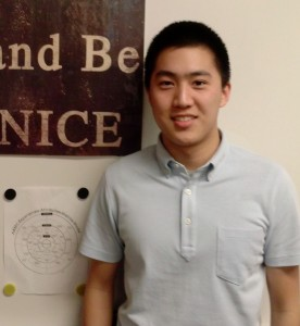 The Tutoring Solution's Tutor: Joseph Chen