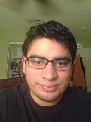 The Tutoring Solution's Tutor: Oscar Ruiz.