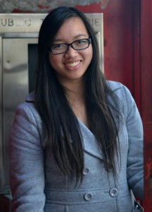 The Tutoring Solution's Tutor: Christina Nguyen.