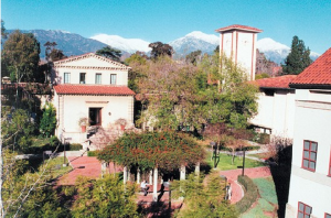 Claremont College Campus